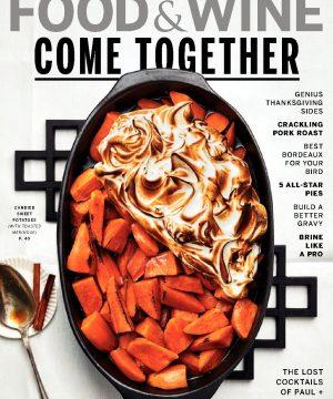 Food & Wine Magazine's